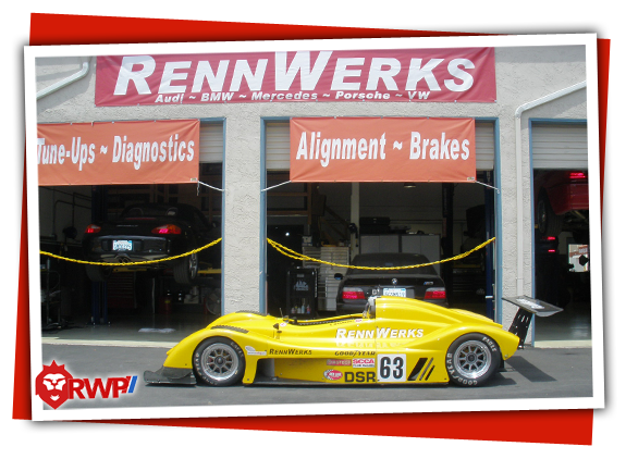 RennWerks Stohr DSR Sports Car