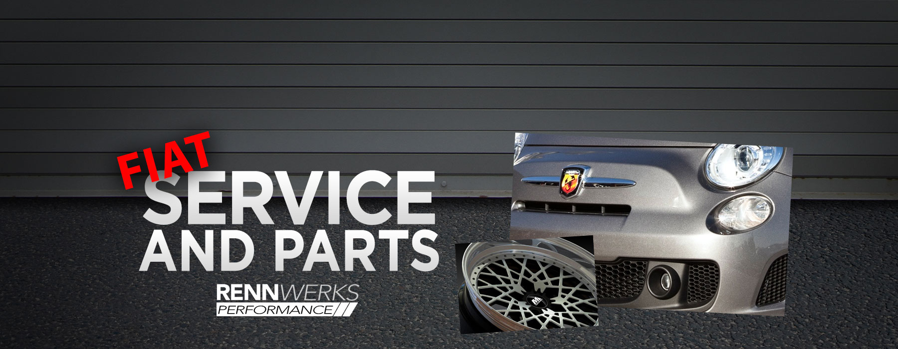 Fiat Repair, Service, and Performance - Sprint Motorsports - Expert