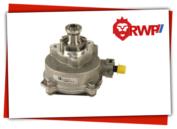 Vacuum Pump Replacement on BMW, Audi, Porsche, and VW