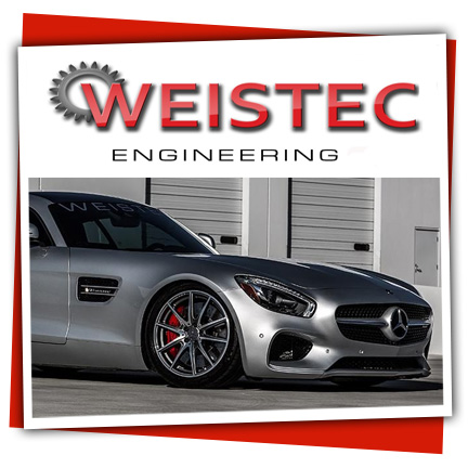 Weistec Engineering at Sprint Motorsports - WEngineeered performance upgrades for Mercedes