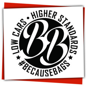 #becausebags - Custom Air Ride Suspension Products