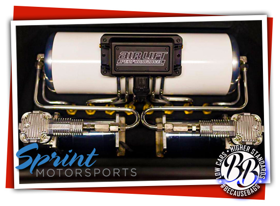 AIR LIFT PERFORMANCE AIR SUSPENSION PRODUCTS & MANAGEMENT CONTROLLER