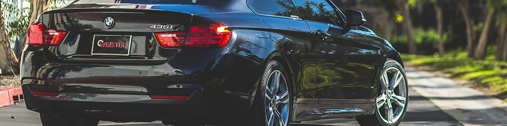 BMW 435i with enhanced power from Weistec Cypher engine tune provided by Sprint Motorsports