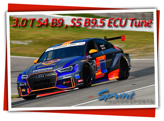 APR ECU Upgrade for 3.0T S4 B9 and S5 Audi